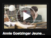 video Annie Goetzinger