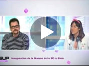 video maison de la bd tv tours